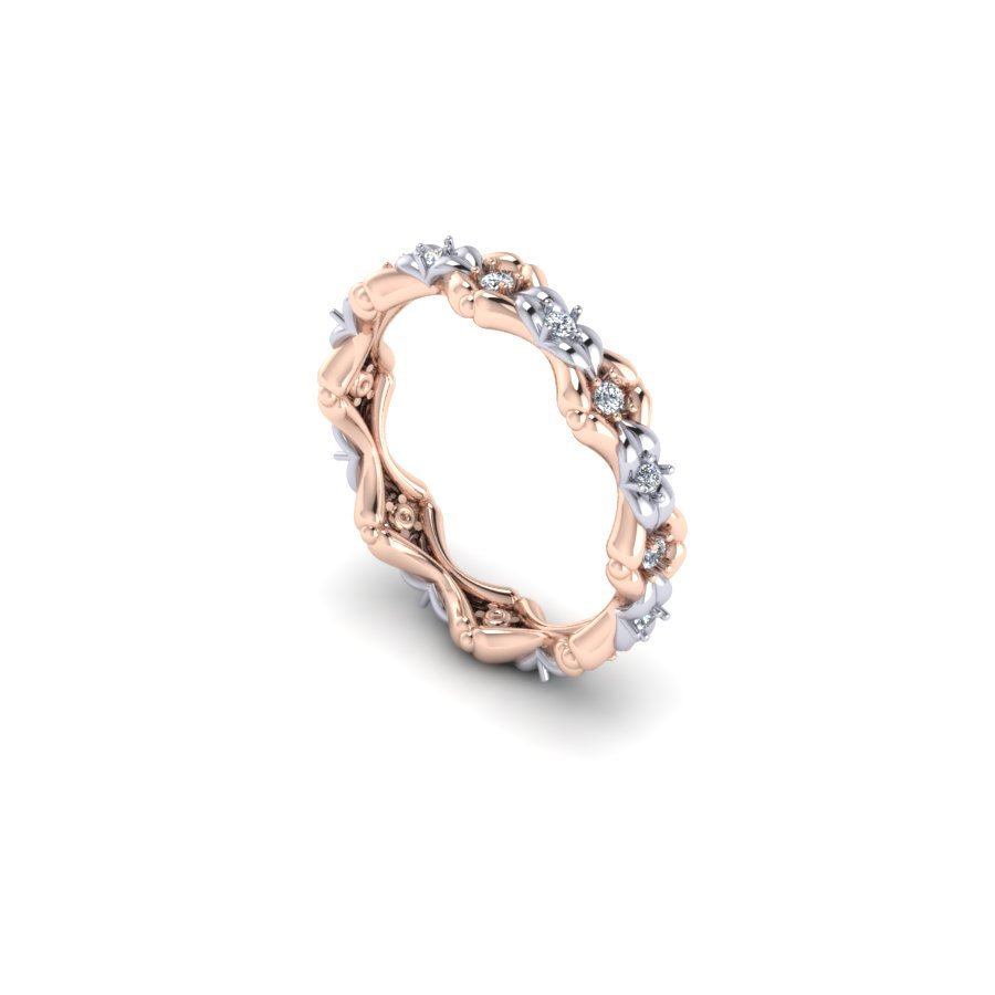 custom design ring - Yellow Gold Solitaire Ring